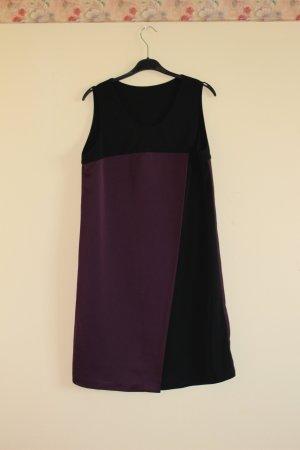 Elegantes Kleid in schlichtem Design Gr. 34/36