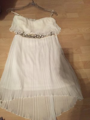 Elegantes Kleid in weis