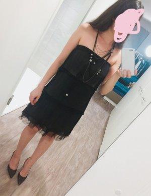 Elegantes Kleid mit trägerlos Option
