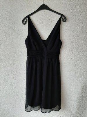 Elegantes Kleid Schwarz Neu