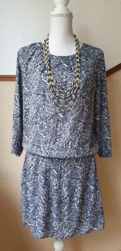 H&M Robe tunique gris ardoise
