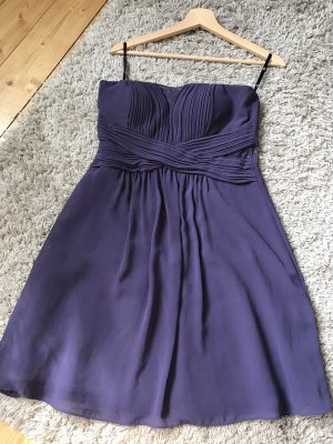 Vera Mont Robe bustier violet foncé-bleu violet