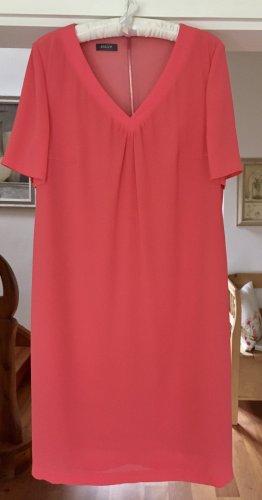 Basler Shortsleeve Dress bright red-red