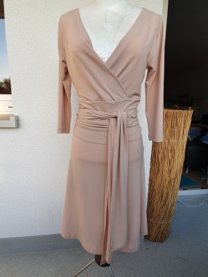 Apart Midi Dress sand brown