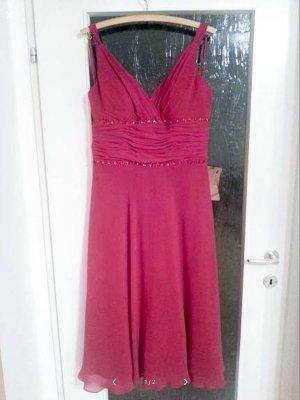 elegantes Midi Kleid