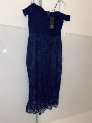 AX Suknia wieczorowa ciemnoniebieski