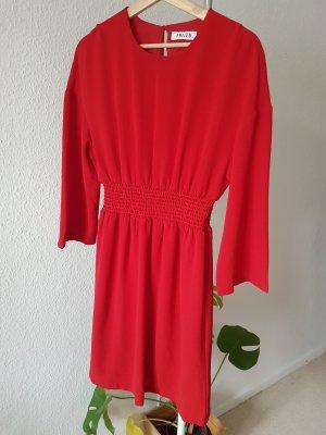 Elegantes rotes Kleid von Edited