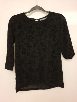 B.young Long Shirt black