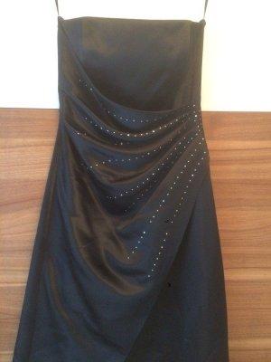 Mariposa Evening Dress black mixture fibre