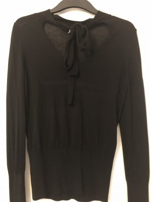 Elegantes Schwarze Pullover
