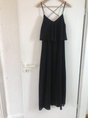 Amisu Maxi-jurk zwart