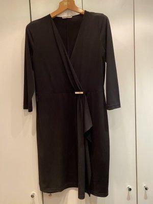 Anna Field Sukienka koktajlowa czarny-srebrny
