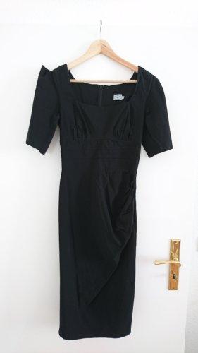 Elegantes, schwarzes Kleid
