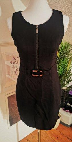 Elegantes schwarzes Kleid (Gr. 34)