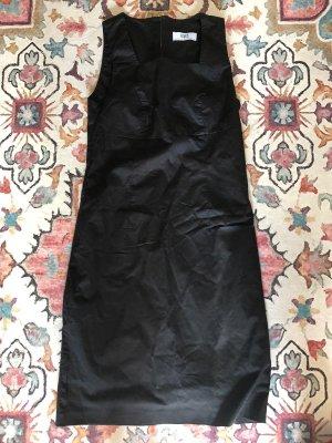 elegantes schwarzes Kleid, Gr. 38