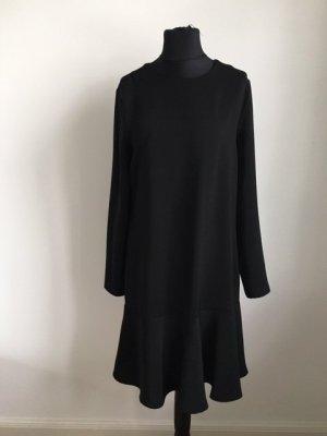 someday Midi-jurk zwart Polyester