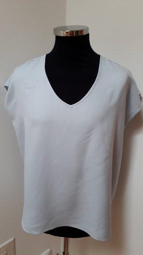 Elegantes Shirt in Blusenstoff