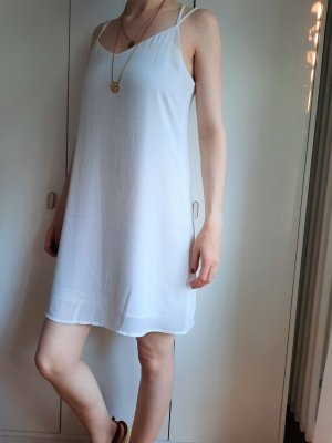 Pimkie Mini Dress white-natural white