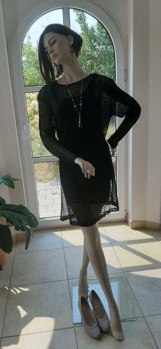 Elegantes transparentes Überkleid