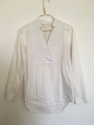 Elegantes weißes Hemd