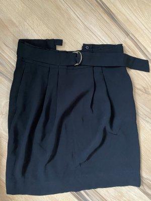 H&M Jupe plissée noir