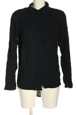 Element Blusa-camisa negro look casual