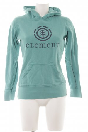 Element Kapuzensweatshirt kadettblau Casual-Look