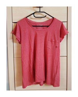 Element T-shirt rouge-rouge brique