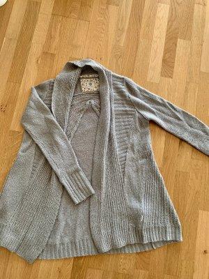 Element Cardigan light grey-grey