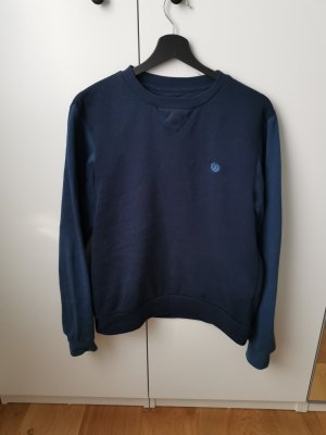 Element Suéter azul-azul oscuro
