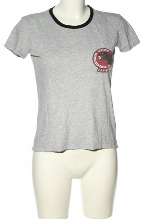 Element T-Shirt meliert Casual-Look