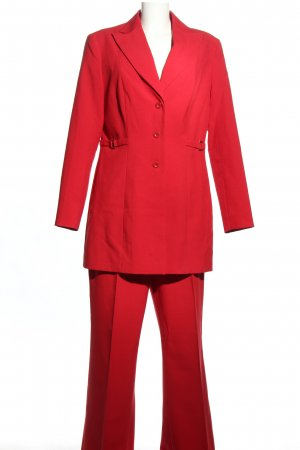 Elements Business-Anzug rot Business-Look