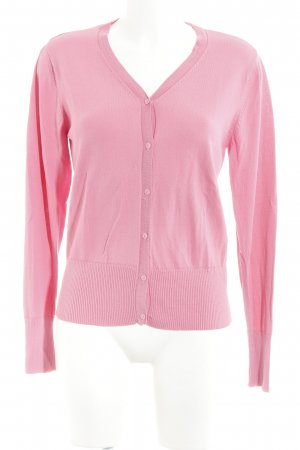 elements by TAIFUN Collection Cardigan rosa Casual-Look