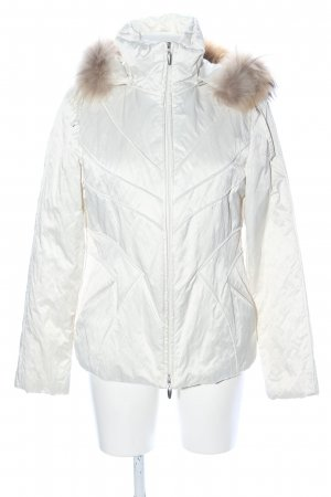 elements by TAIFUN Collection Winterjacke weiß Casual-Look