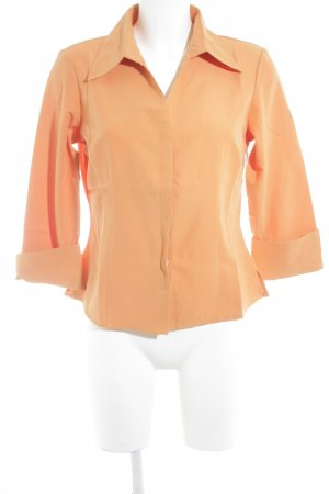 Elements Langarm-Bluse orange Casual-Look