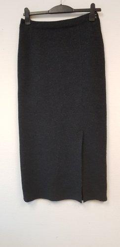 Elements Maxi rok zwart