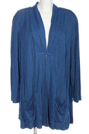 Elena Grunert Cardigan blau Casual-Look