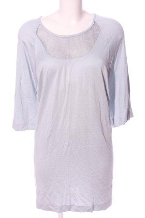 Elena Grunert Shirt Tunic light grey casual look