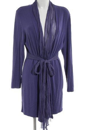 Elena Miro Cardigan blau Casual-Look