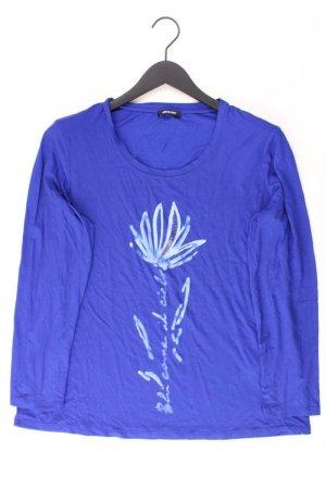 Elena Miro Shirt blau Größe M