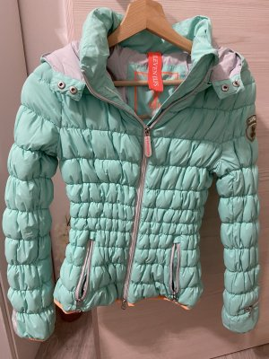 Eleven Elfs Down Jacket mint-baby blue