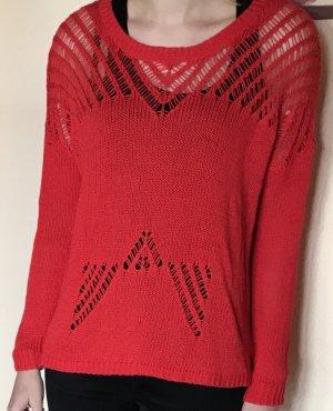 Eleven Paris Maglione rosso