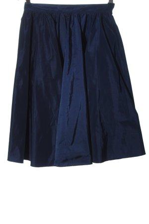 Elf Sack Rozkloszowana spódnica niebieski W stylu casual