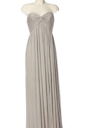Elfenhaut Maxi Dress light grey elegant