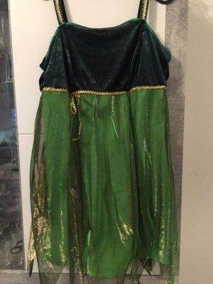 Sukienka gorsetowa Wielokolorowy Poliester