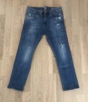 Elias Rumelis Boyfriend Jeans dark blue