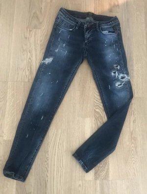 Elias Rumelis Jeans Skinny Used Look, Gr. S