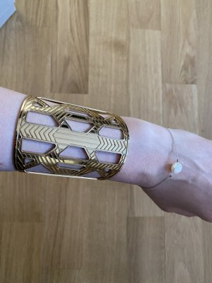Elie Saab Armlet gold-colored