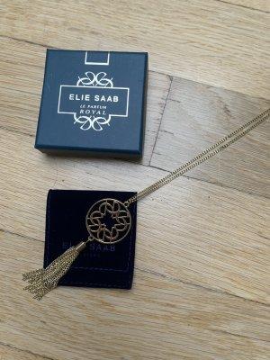 Elie Saab Kette Gold mit Box neu