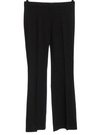 Elie Tahari Pantalone da abito nero stile casual